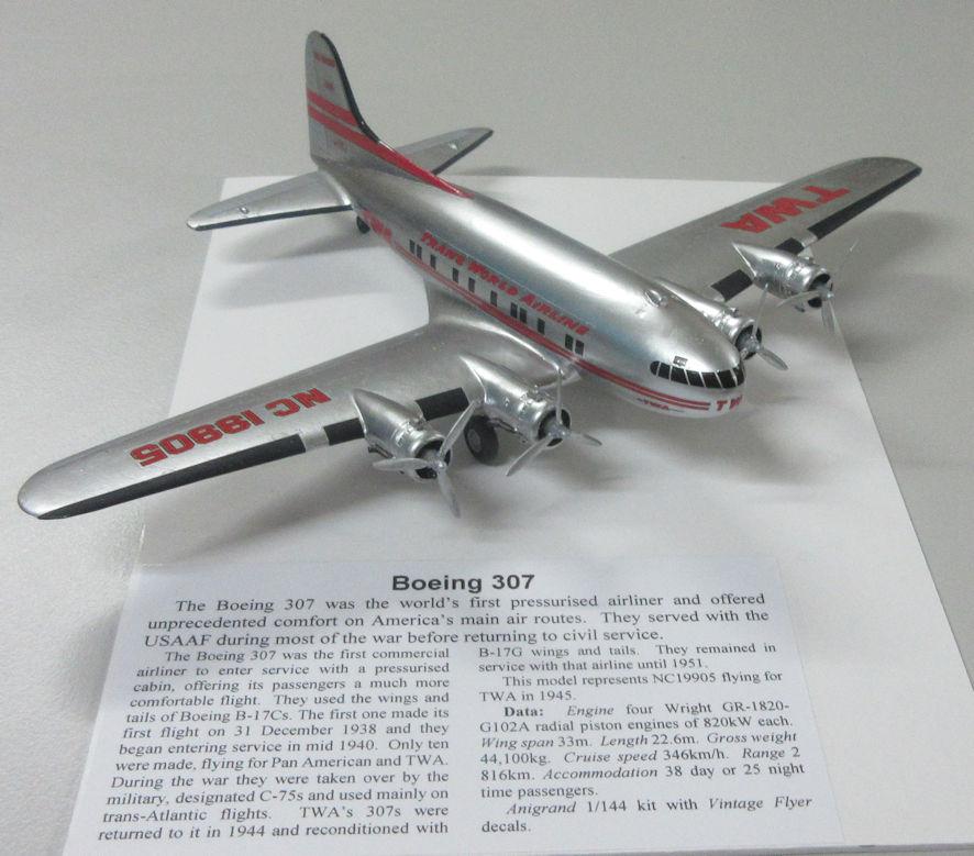 Boeing 307 a