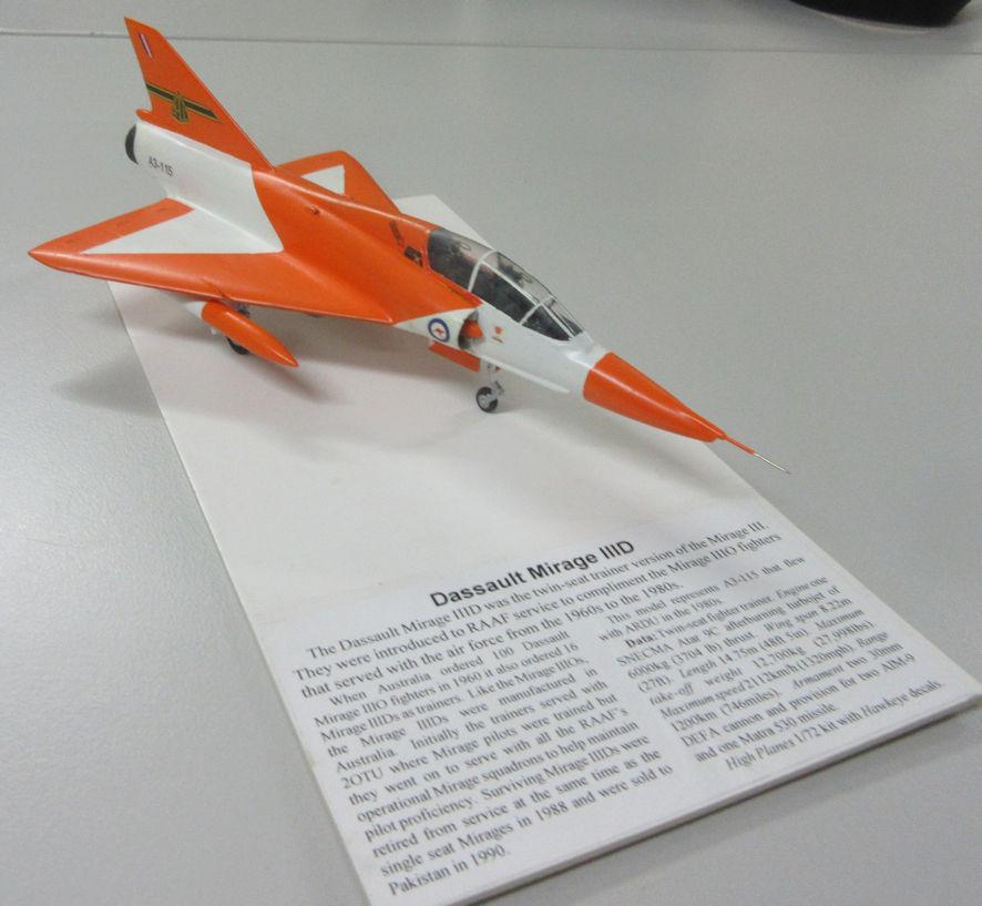 Dassault Mirage IIID a