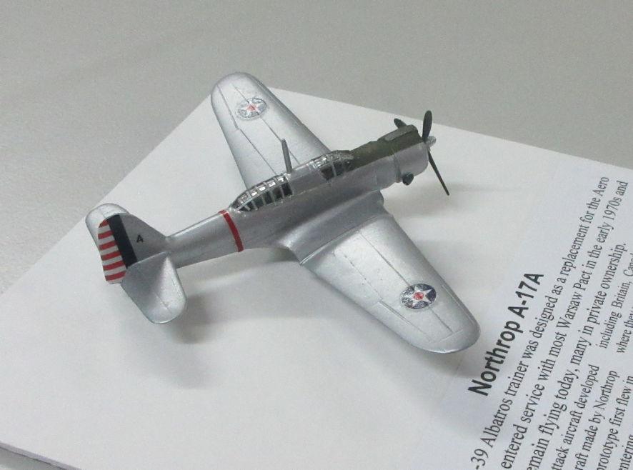 Northrop A-17 b