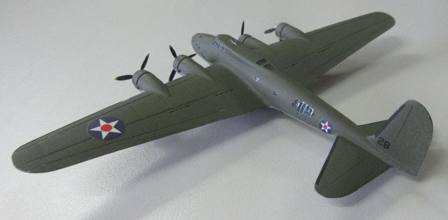 B-17C a