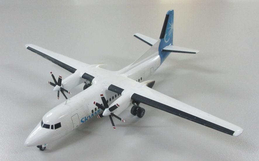 Fokker 50 a