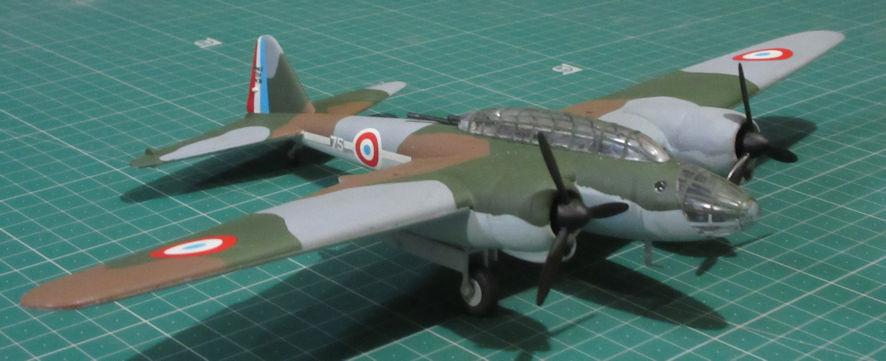 Amiot 354 - Mach 2 72