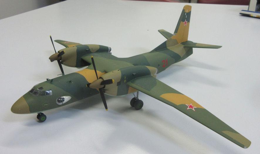 Antonov An-32 - Amodel 72