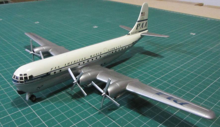 Boeing 377 - Minicraft 144