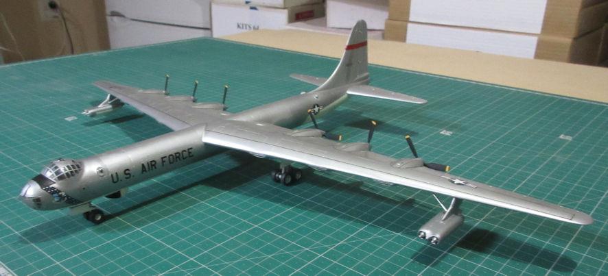 Convair B-36D - Hobbycraft 144