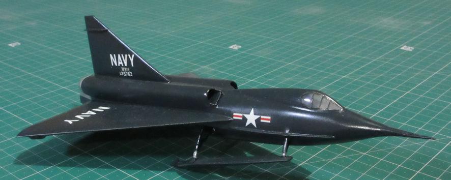 Convair YF2Y-1 - Mach 2 72