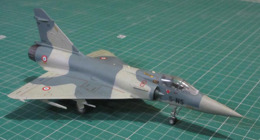 Dassault Mirage 2000C - Airfix 72
