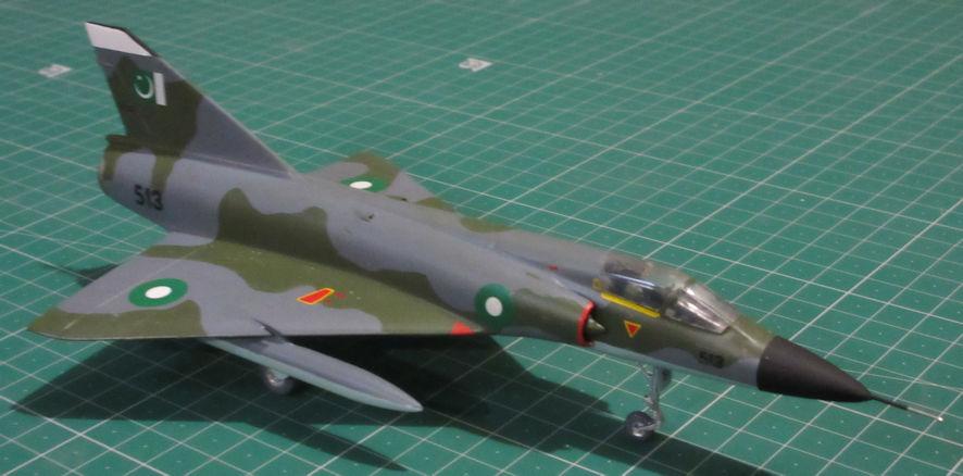 Dassault Mirage IIIO 90-513 - Frog 72