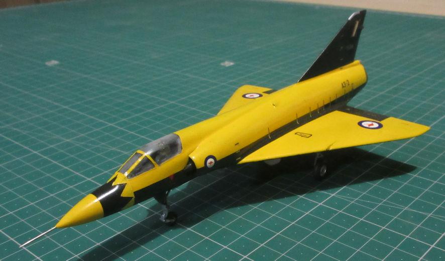 Dassault Mirage IIIO A3-2 ARDU - Frog 72