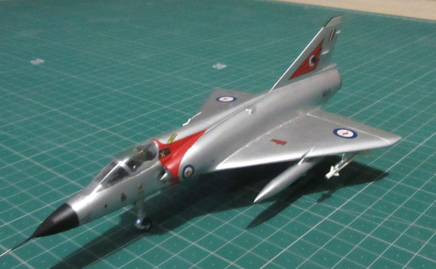 Dassault Mirage IIIO A3-3 - Frog 72