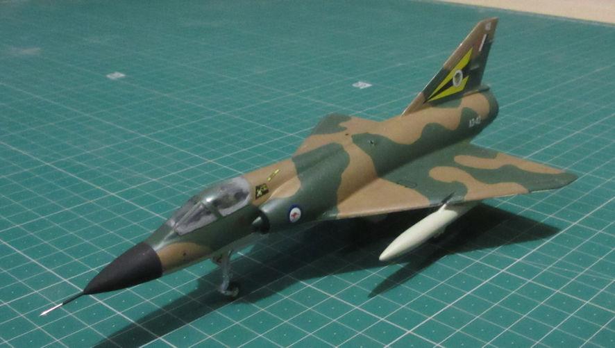 Dassault Mirage IIIO A3-42 - Frog 72.pdf