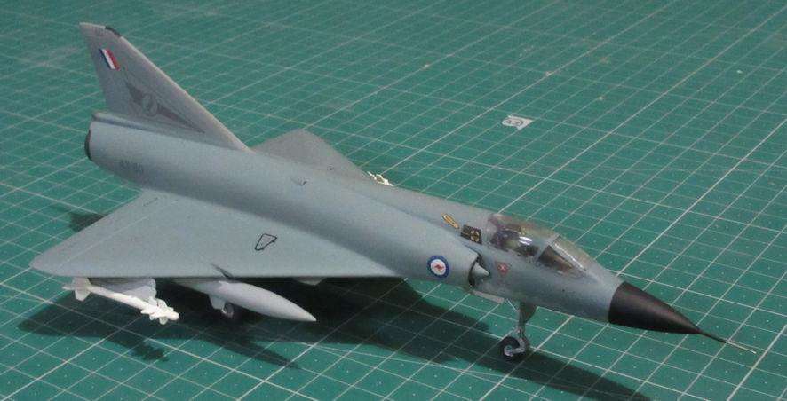 Dassault Mirage IIIO A3-60 - Frog 72