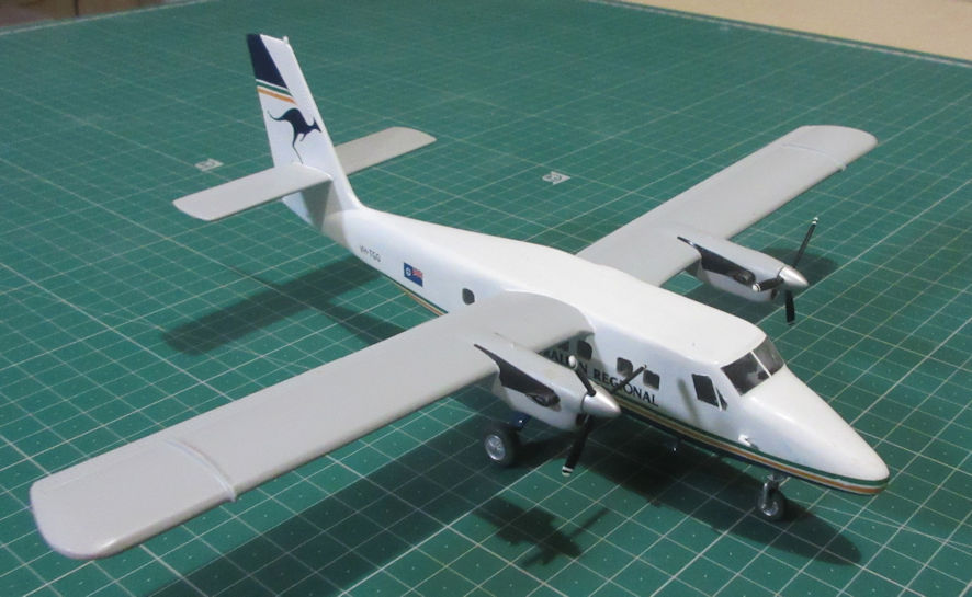 De Havilland Canads DHC-6 - Matchbox 72