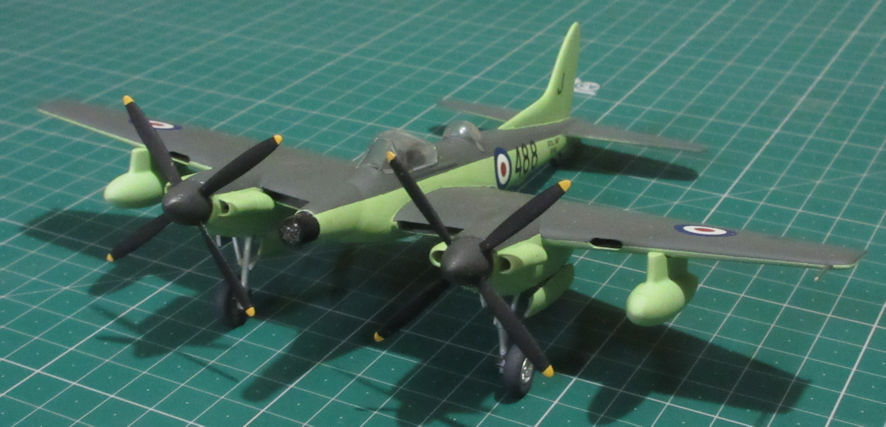 De Havilland Sea Hornet NF21 - Special Hobby 72