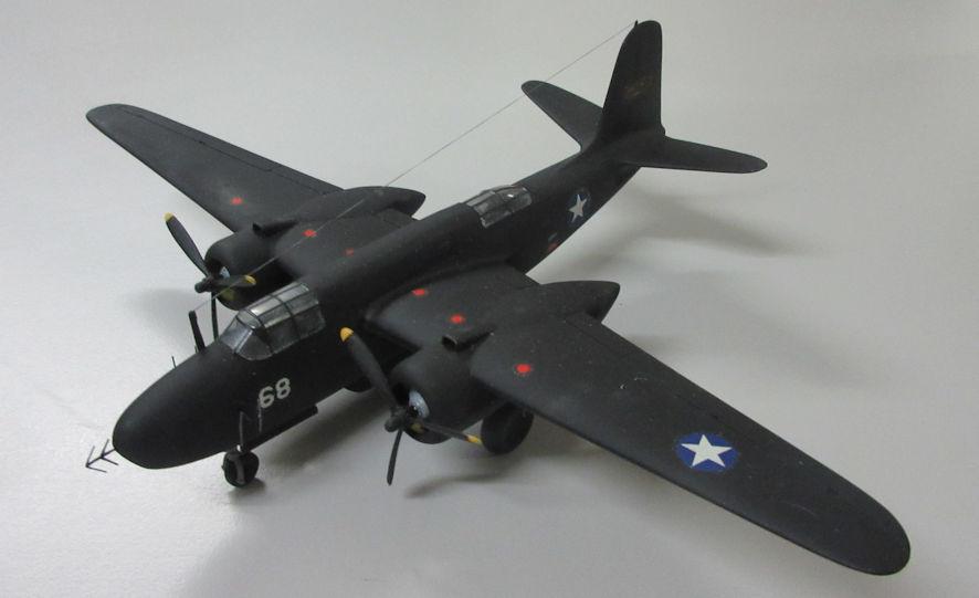 Douglas P-70 - Revell 72
