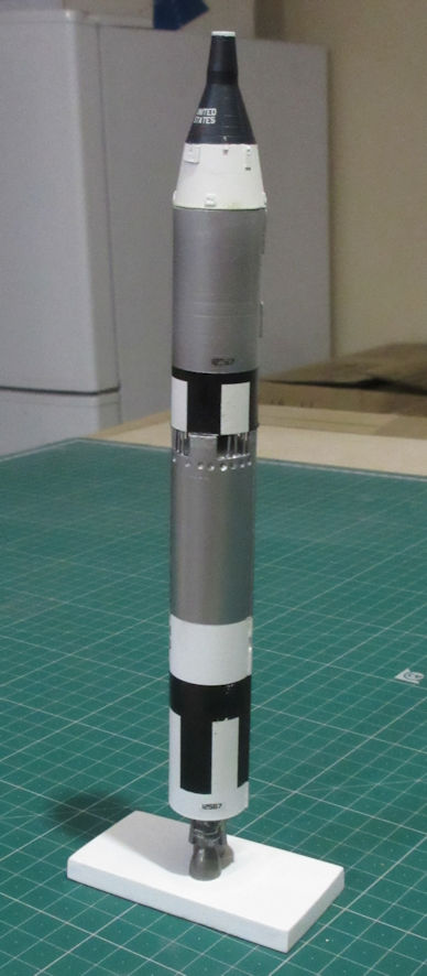 Gemini Titan II - Real Space Models 144