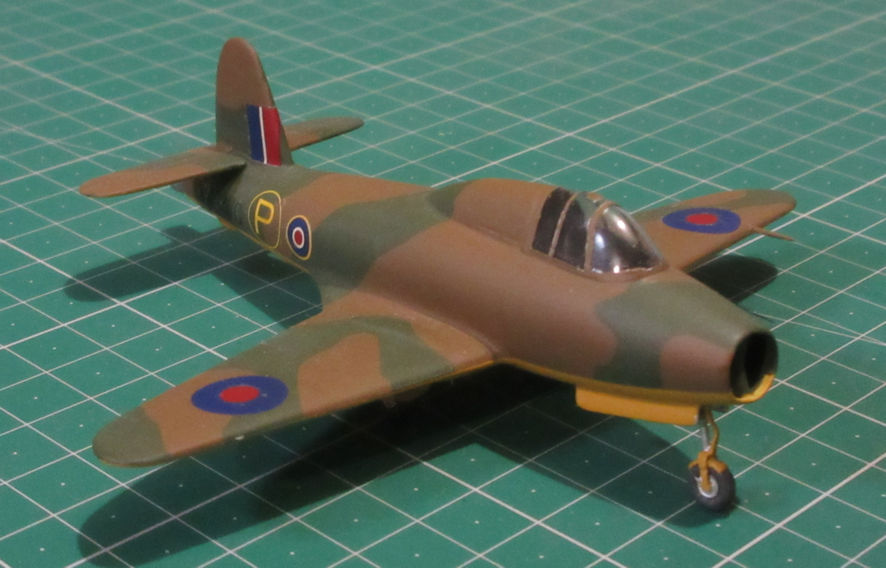 Gloster Whittle E28-39 - High Planes 72