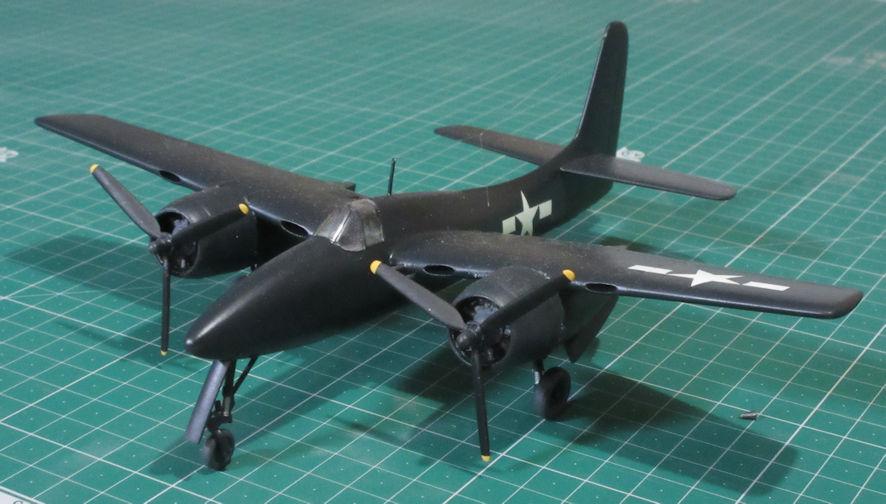 Grumman F7F-3 - Monogram 72