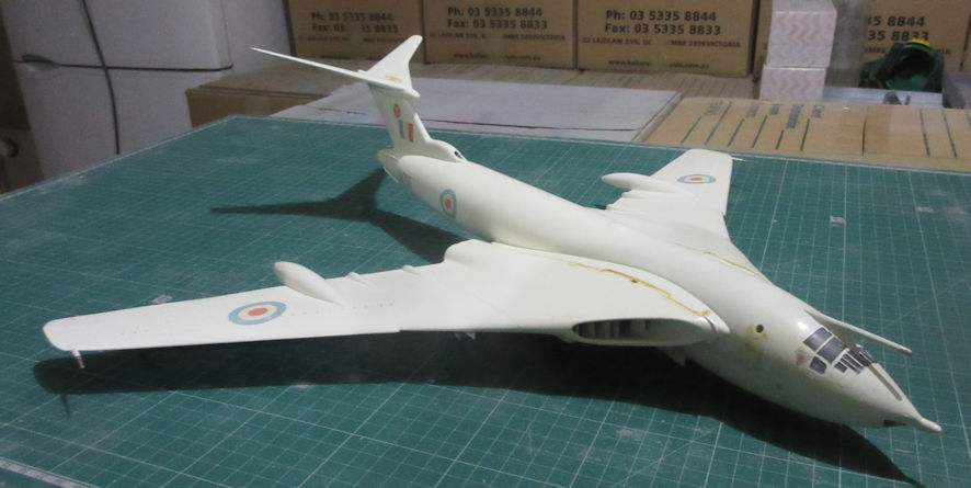 Handley Page Victor B2 - Matchbox 72