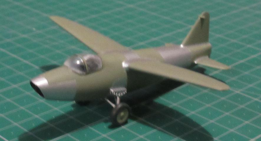 Heinkel He178 - Condor 72