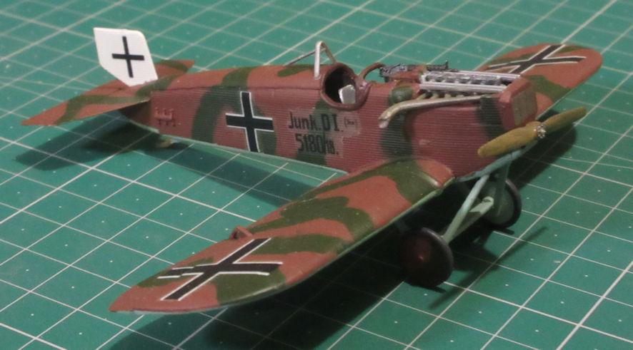 Junkers DI - Roden 72