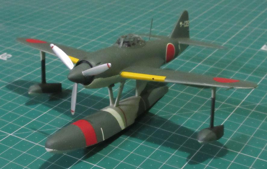 Kawanishi N1K1 Kyofu (Rex) - High Planes 72