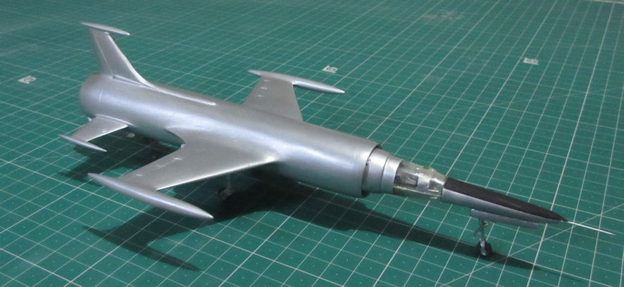Leduc 022 - Mach 2 72