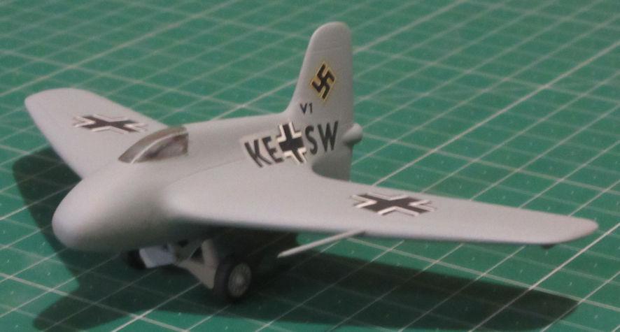 Messerchmitt Me163V-1 - Condor 72