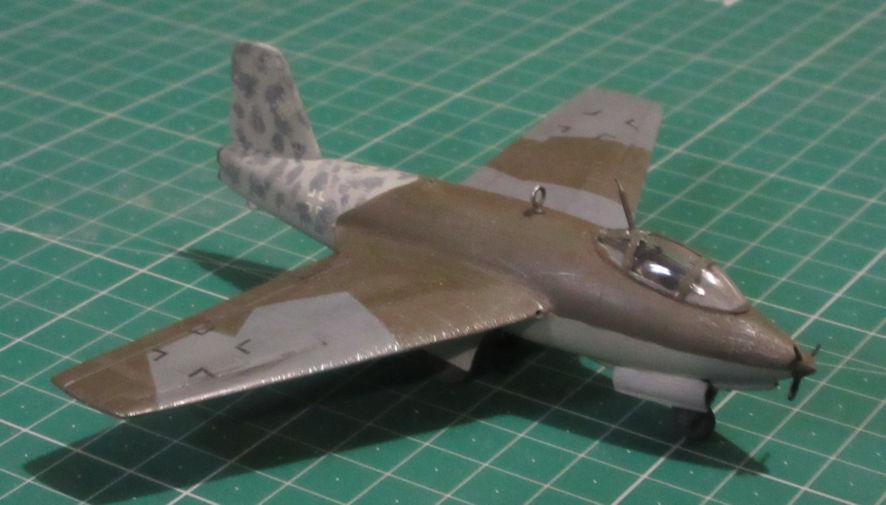 Messerchmitt Me263V-1 - Huma 72