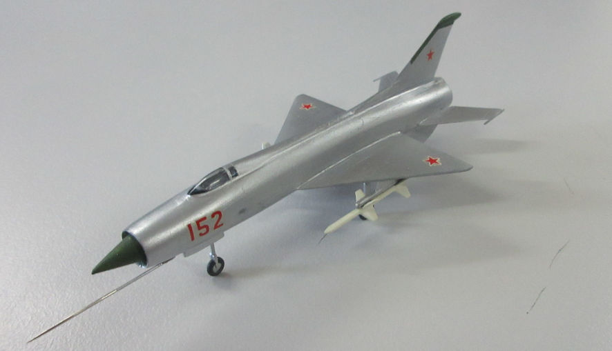 MiG Ye-152A (Flipper) - Crown 144