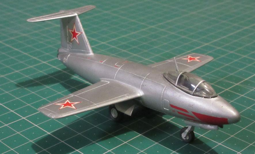 Mikoyan I-270 - Amodel 72