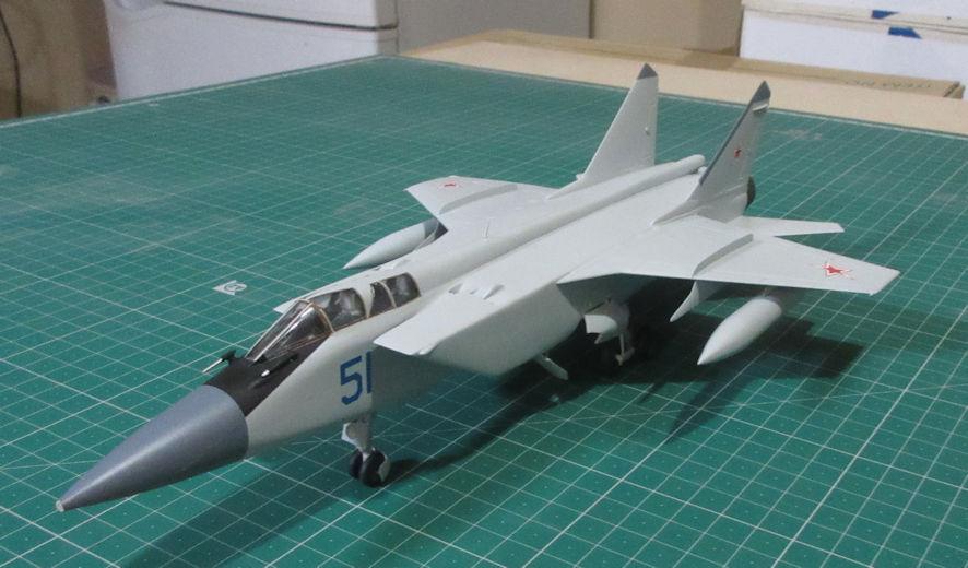 Mikoyan MiG-31 (Foxhound-A) - Condor 72