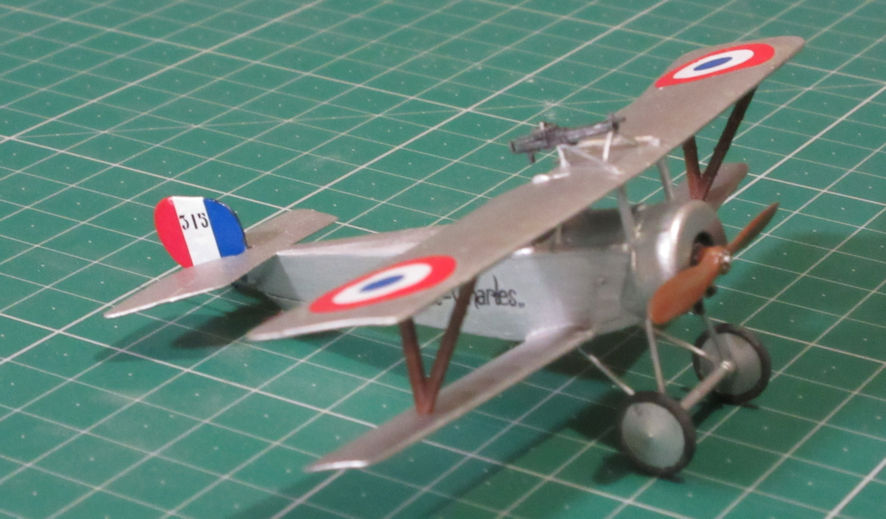 Nieuport 11 - Tolo 72