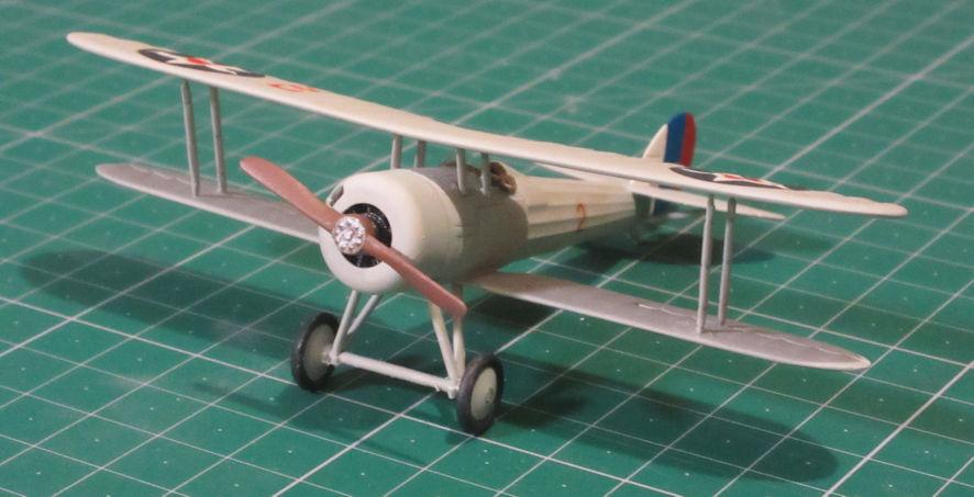 Nieuport 28 - Revell 72