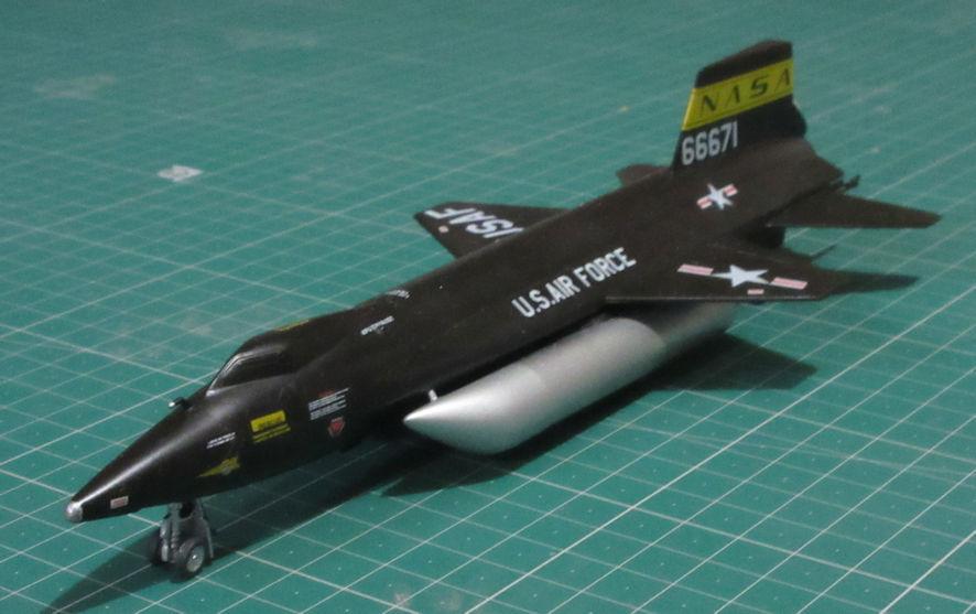 North American X-15A-2 - Monogram 72