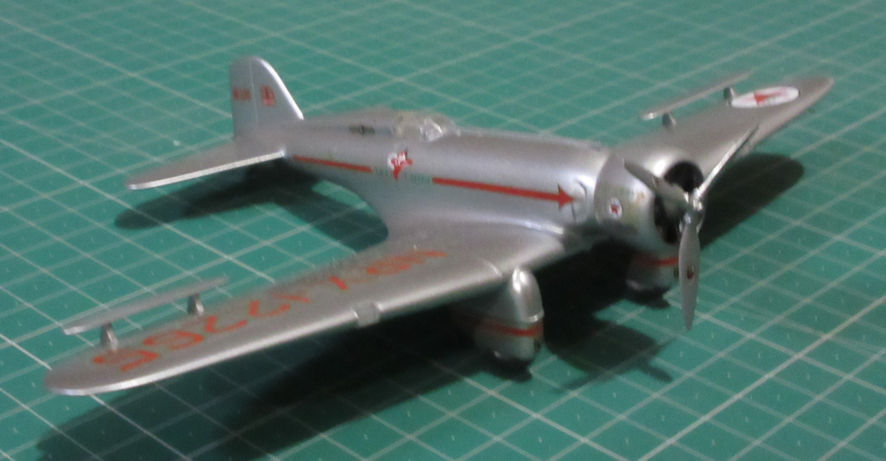 Northrop Gamma 2A - Williams Borthers 72