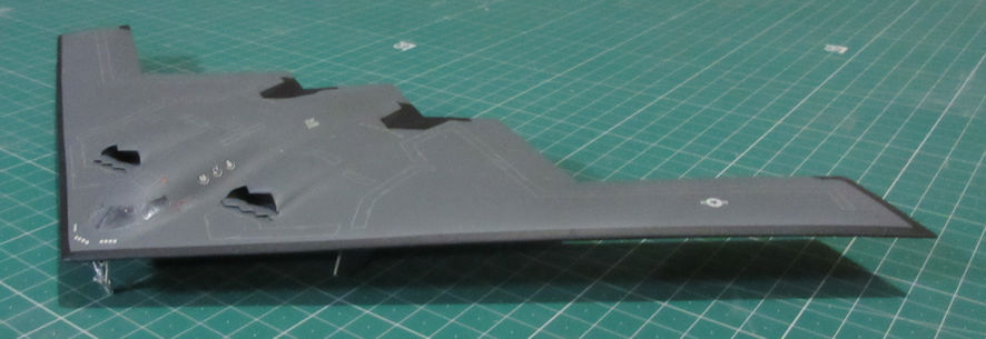 Northrop Grumman B-2A - Revell 144