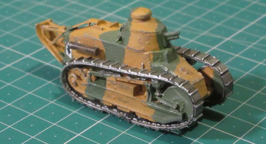 Renault FT-17 Char Canon - RPM 72
