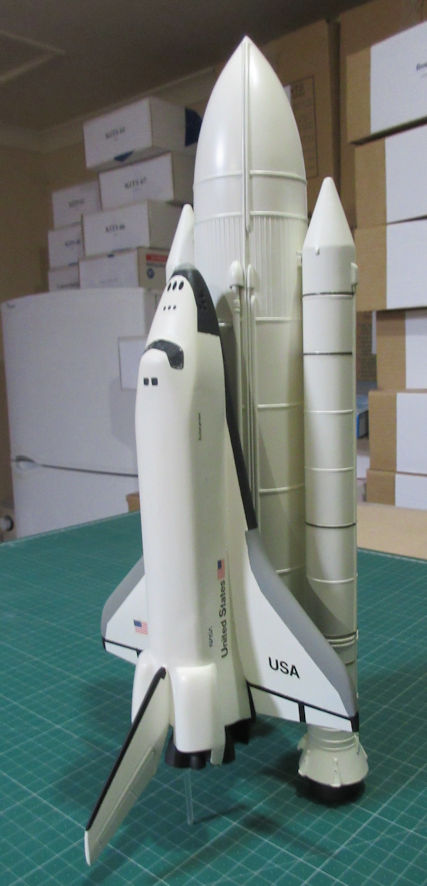 Rockwell Space Shuttle - Revell 144