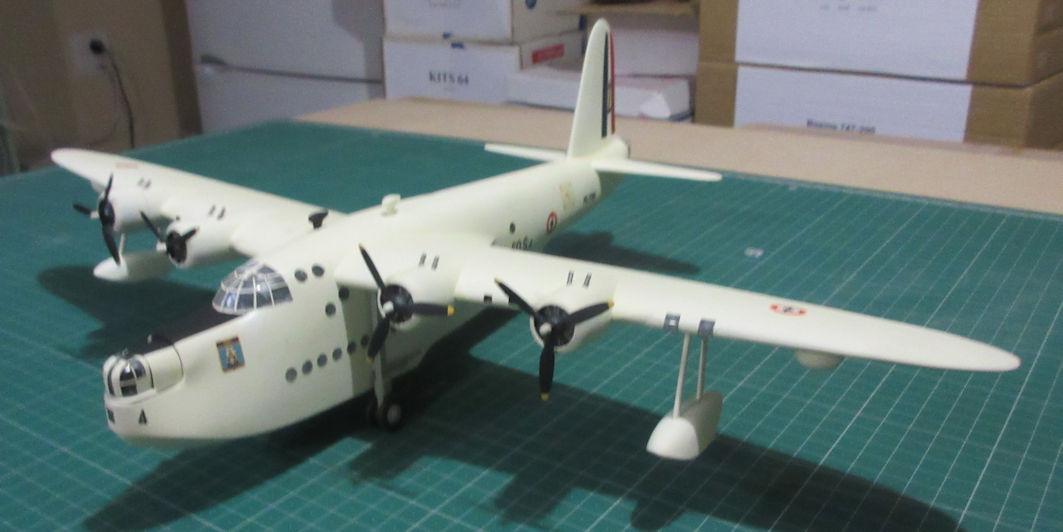 Short Sunderland V - Airfix 72