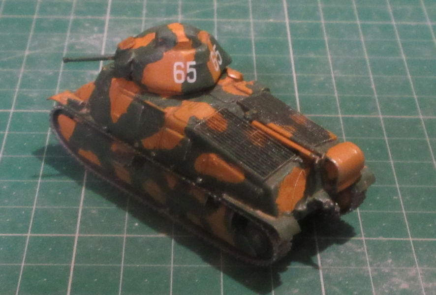 SOMUA S-35 - Heller 72
