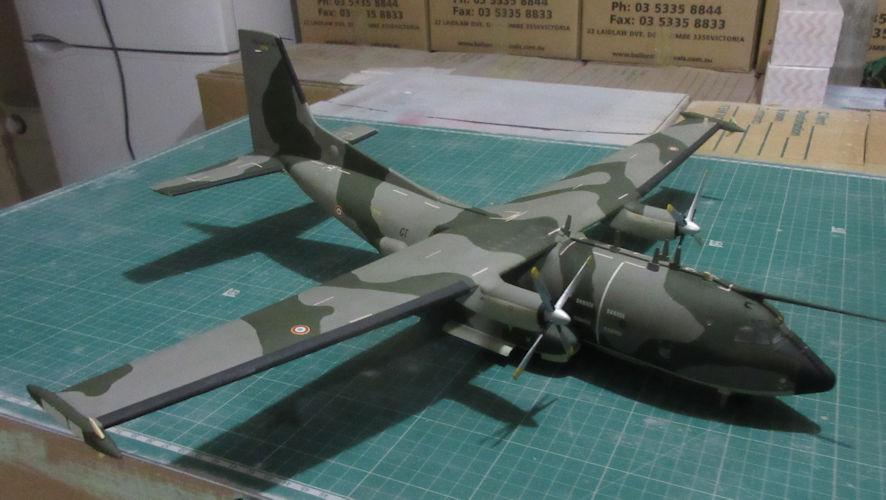 Transall C.160G - Heller 72