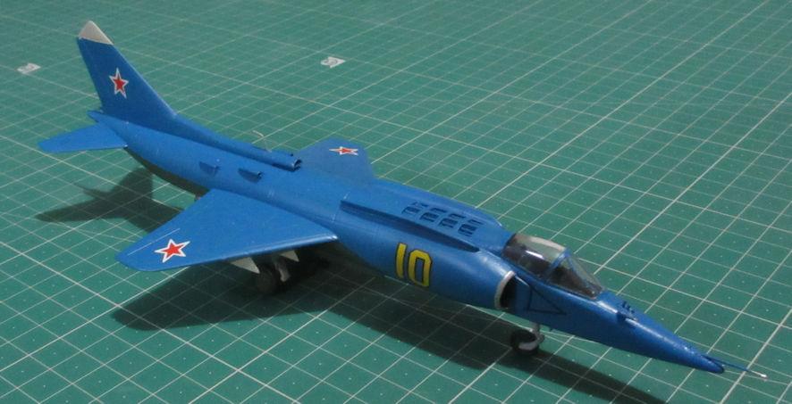 Yak-38 - Ace 72