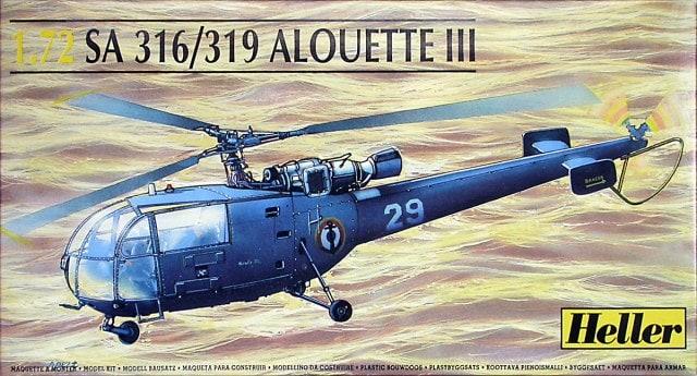 Alouette b