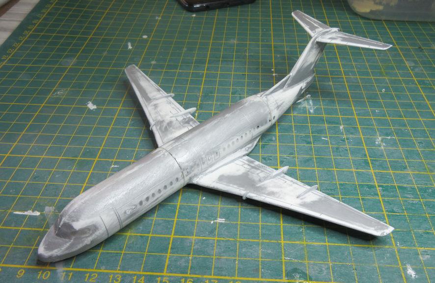 Fokker 70 h