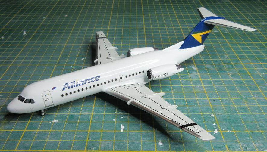 Fokker 70 i